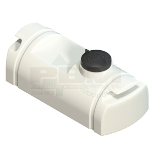 14 Gallon Spot Sprayer Tank - White