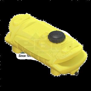 15 Gallon Spot Sprayer Tank - Yellow