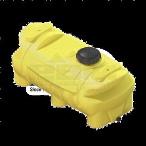 25 Gallon Spot Sprayer Tank - Yellow