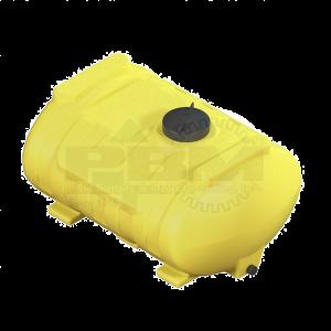 40 Gallon Spot Sprayer Tank - Yellow