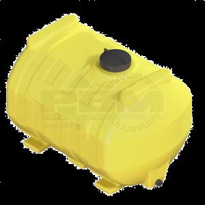 60 Gallon Spot Sprayer Tank - Yellow