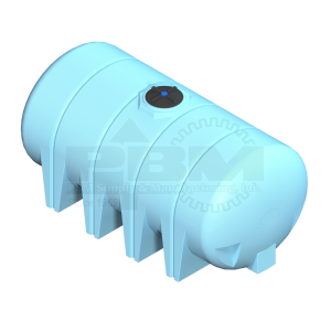 2010 Gallon Heavy Duty Drainable Leg Tank Without Fitting - Blue