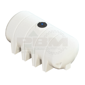 2010 Gallon Drainable Leg Tank Without Fitting - White