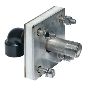3/4″ Stainless Steel Bolted Tank Adapter With Coupler And Siphon Tube