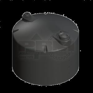 120 Gallon Water Storage Tank - Black