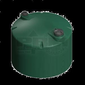 120 Gallon Water Storage Tank - Dark Green