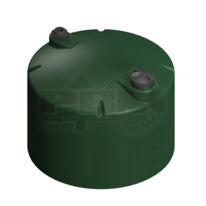 120 Gallon Water Storage Tank - Green