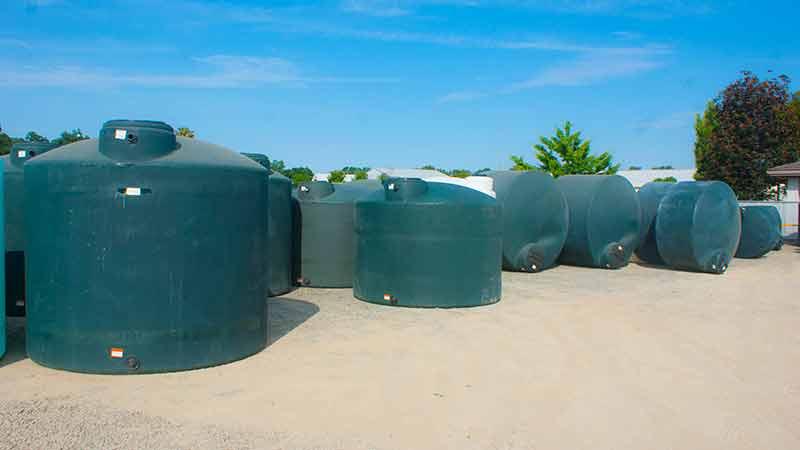 & Water Storage Tanks