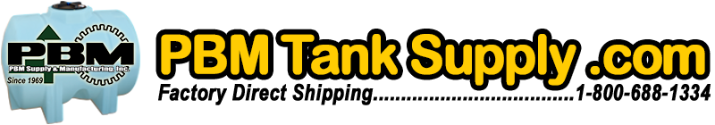 PBM Tank Supply
